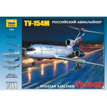 Tupolev TU-154M Zvezda 1:144