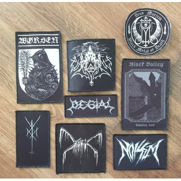 NASZYWKI - BLACK DEATH METAL DUNGEON SYNTH - TANIO