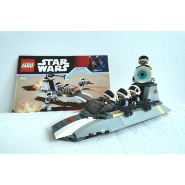 LEGO 7668 Star Wars Rebel Scout Speeder