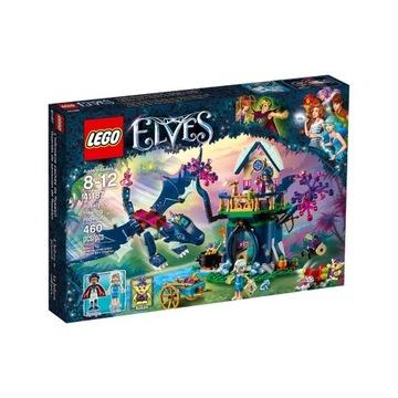 LEGO 41187 Elves - Ukryta lecznica Rosalyn  Nowy