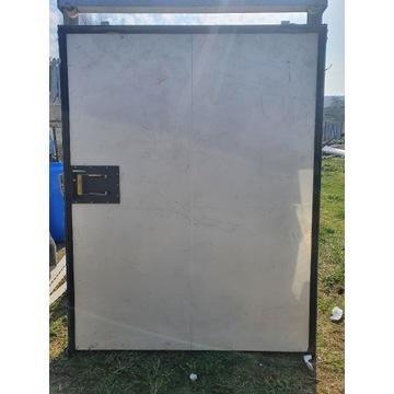 Drzwi chłodnicze rózne rozmiary ( podane w opisie)