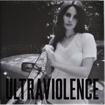LANA DEL REY - ULTRAVIOLENCE / BOX SET / 2LP+CD