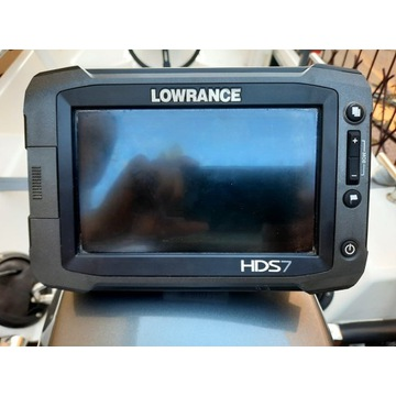 Echosonda Lowrance HDS7