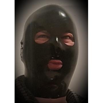 latex maska  anatomiczna