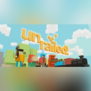 Unrailed! PL klucz Steam