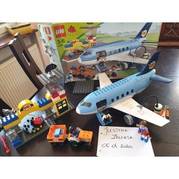Zestaw Lego DUPLO 5595- samolot