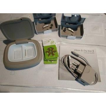 Aparaty słuchowe Selectic (KOMPLET) + DRY BOX + BA