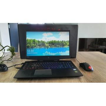 Omen by HP 17 GTX 1660Ti, i5 9300h, SSD 512GB NVMe