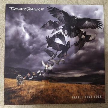 David Gilmour-Rattle That Lock Winyl 2015