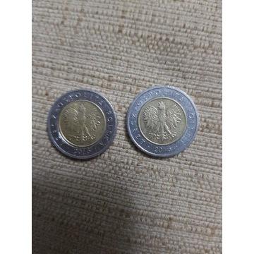 5 złoty 2016 destrukt