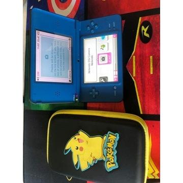 Konsola Dsi XL gratis etui pokemon + gra