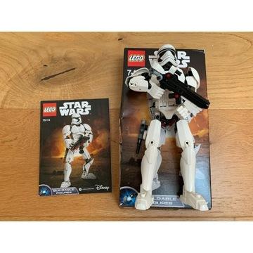 Klocki LEGO Star Wars Szturmowiec 75114