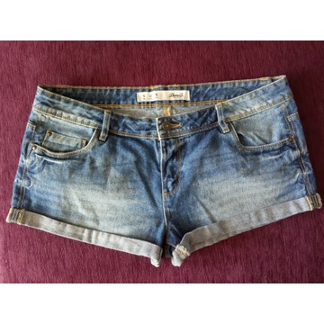 Jeansowe szorty rozm. 42