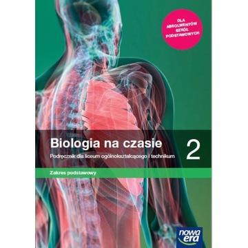 Biologia na czasie 2 zakres podstawow Nowa Era PDF