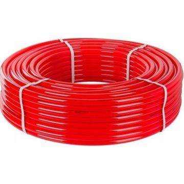 Rura CAPRICORN 5S PE-RT Red Floor 16X2mm 500m PEX