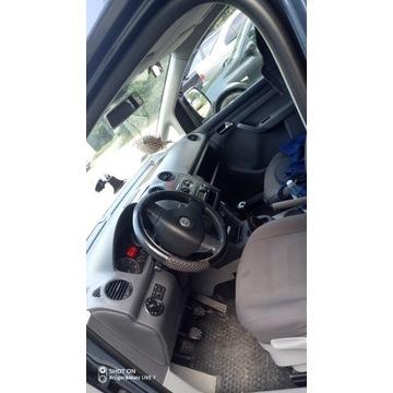VW Caddy dla inwalidy, niepełnosprawnego