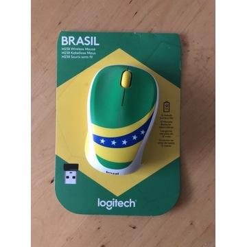 Logitech myszka bezprzewodowa Brazylia brazil