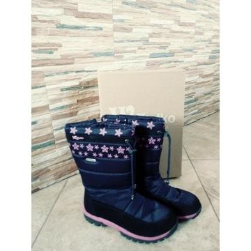 Buty zimowe śniegowce Wojtyłko