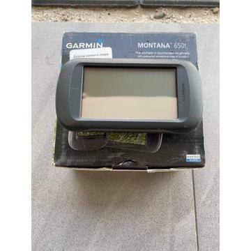 Nawigacja Garmin Montana 650t