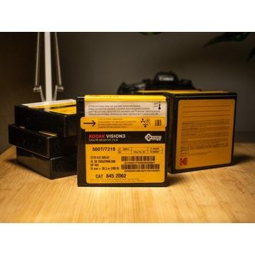 Kodak VISION3 500T/7219 16mm x 100ft/30.5m