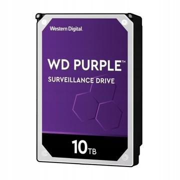 Nowy WD Purple WD101PURZ 24/7 3.5''
