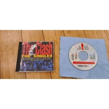 The Clash The Singles Unikat