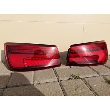 Lampa zew tylna Audi A3 S3 8V lift tyl sedan limo