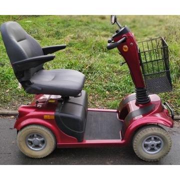Elektryczny wózek skuter inwalidzki STERLING XS 4
