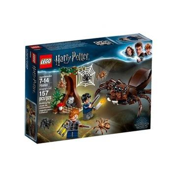 LEGO 75950 Harry Potter Legowisko Aragoga klocki