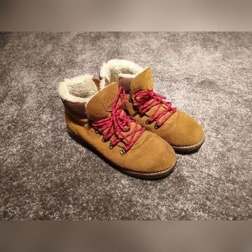 Buty zimowe Zara