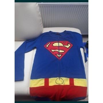 Superman Strój Przebranie M/L