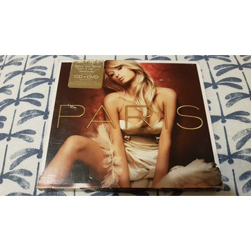 Paris Hilton - Paris cd + dvd