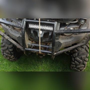 Yamaha Grizzly 550/700 bumper przód i tył