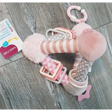 Zabawka Edukacyjna Pink Pyramid Baby Ono