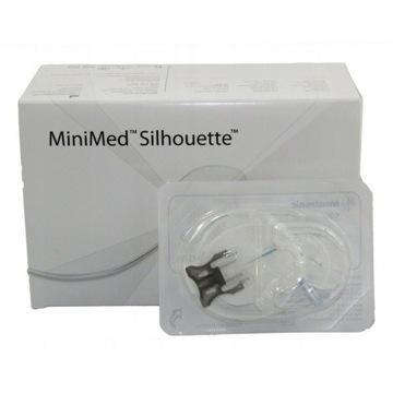 MiniMed SILHOUETTE Medtronic wkłucia- Termin!!!