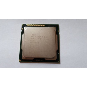 Intel Core i5-2500K 3.3GHz i5 2500K