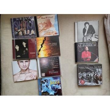 Płyty CD muzyka głównie jazz