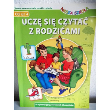 Uczę się czytać z rodzicami 4+