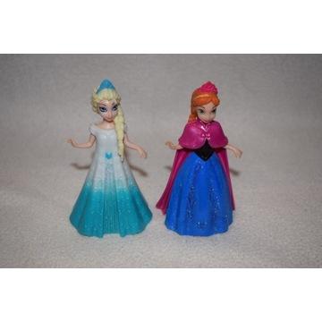 ELSA I ANNA - ZDEJMOWALNE SUKNIE - KRAINA LODU