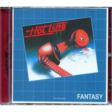 HOTLINE Fantasy (The Singles Collection) BEST OF