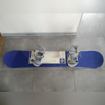 Snowboard Heavy Tools zestaw deska, wiązania, buty
