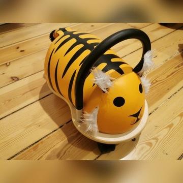 Jeździk Wheely bug, tygrys
