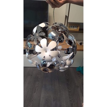 Lampa sufitowa wisząca CAMILE Elgo 92518 kwiaty