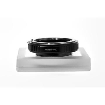 Adapter-przejściówka   Nik-Pentax K