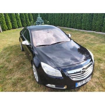 Opel Insignia 1.8 benzyna LPG GAZ ALU wersja COSMO