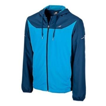NEW BALANCE__bluza kurtka do biegania (XL) run xxl