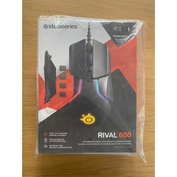 Mysz gamingowa SteelSeries RIVAL 600