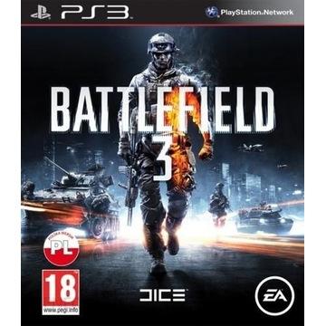BattleField 3  Gra PS3 Playstation   Polska