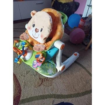 Fotel pchacz dla dzieci
