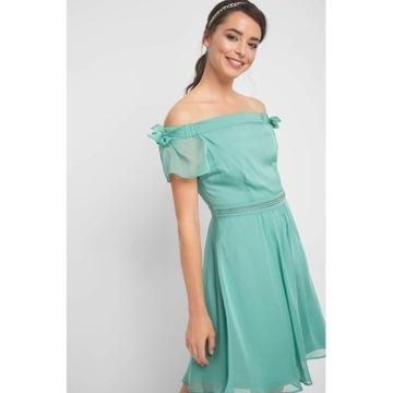 orsay sukienka 34 na zwierzaki